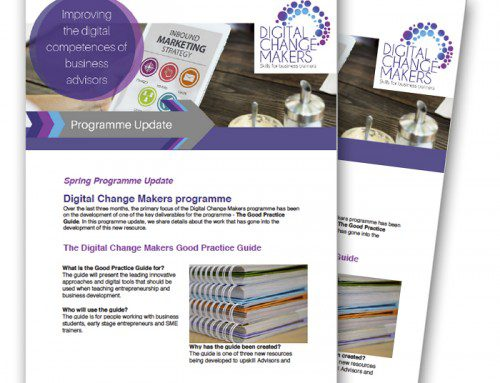 Digital Change Makers Newsletter