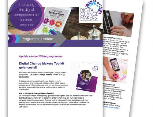 Digital Change Makers Newsletter 3