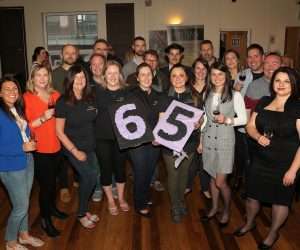 Celebrating 65! – Walkabout Wine Tasting 2019 – Photos