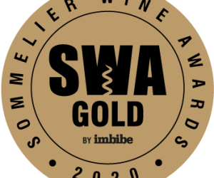 Gold for Creu Celta 2016 at the Sommelier Wine Awards 2020
