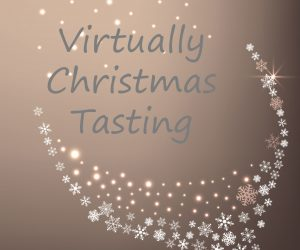 Virtually Christmas Tasting!